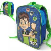 Ben 10 Reversible Backpack