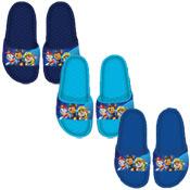Paw Patrol Blue Pool Side Flip Flops