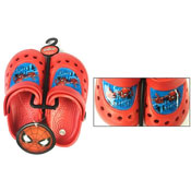 Boys Spiderman Clogs