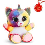 25cm Animotsu Unicorn Kitten Toy