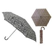 Drizzles Leopard Print Umbrella