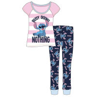 Ladies Official Lilo And Stitch Pyjamas