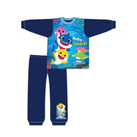 Official Boys Toddler Baby Shark Pyjamas