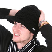 Mens Thinsulate Hats with Peak Carton Price