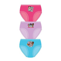 Official Girls LOL Surprise Briefs 3 Pack Assorted