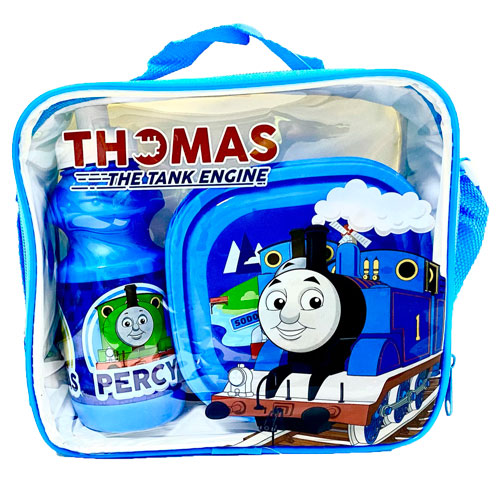 Official 3 Piece Thomas Lunch Bag Set