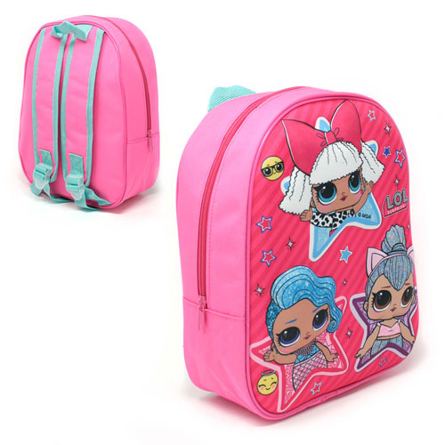 Official EVA Shaped LOL Surprise 3D Backpack