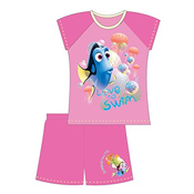 Girls Finding Dory Shortie Pyjamas