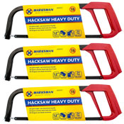 Hacksaw Heavy Duty 12""