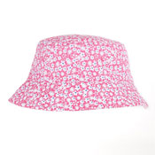 Baby Girls Ditsy Floral Print Bush Hat