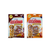 Meaty Sausages Dog Treats