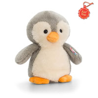 14cm Pippins Penguin Soft Toy