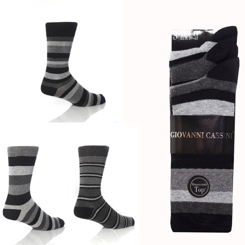 Mens Giovanni Cassini Socks Berlin
