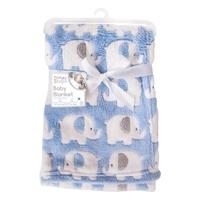 Baby Blanket Elephant