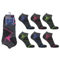 Mens Performax Pro Arch Top Trainer Socks Arrow