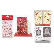 Christmas Money Wallets 6 Pack