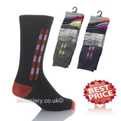 Mens Fancy Cotton Socks