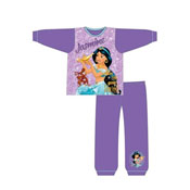 Girls Toddler Aladdin Pyjamas