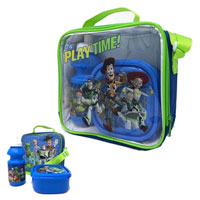 Official Toy Story Lunch Bag Set 3 Piece