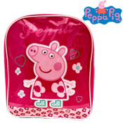Official Peppa Pig Hopscotch Junior Backpack