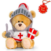 Pipp The Bear Knight Soft Toy 14CM