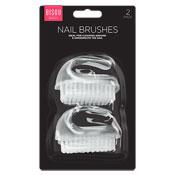 Nail Brushes 2 Pack