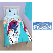 Single Disney Frozen Duvet Set