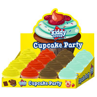 Cupcake Party Kiddy Dough