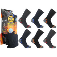 Mega Armour Mens Work Socks