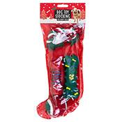 Christmas Dog Toy Stocking