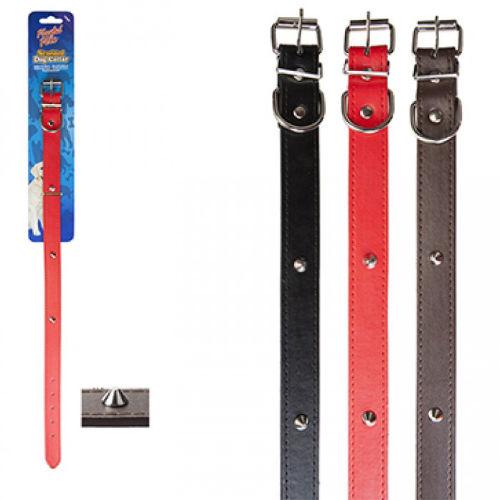 Studded Dog Collars M-L