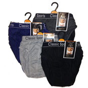 Mens Classic Sports Briefs
