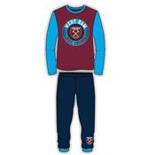 Older Boys West Ham United Football Pyjama Set