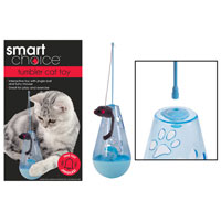 Interactive Cat Toy With Mouse