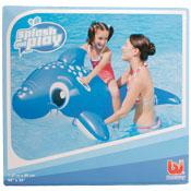 Childrens Rider Dolphin 62 Inch