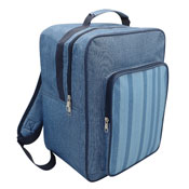 Insulated Cooler Bag Backpack XL Blue