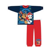 Boys Toddler Paw Patrol Red Snuggle Fit Pyjama