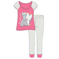 Ladies Tatty Teddy Sleep All Day Pyjamas
