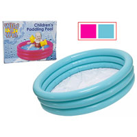 3 Ring Paddling Pool