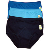 Mens Coloured Briefs Y-Fronts