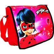 Miraculous Ladybug Messenger Bag - Book Bag