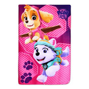 Girls Paw Patrol Fleece Blanket