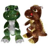 27cm Plush Big Eyed Dinosaur Soft Toy