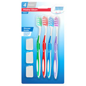 Toothbrush with Massage Bristles