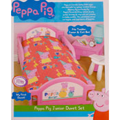 Peppa Pig Junior Duvet Set