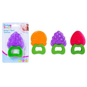 Water Filled Fruit Baby Teether With Handle