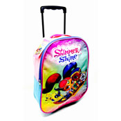 Shimmer & Shine Deluxe Trolley Bag