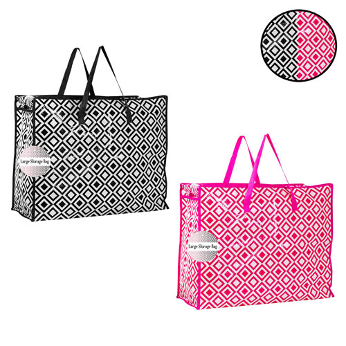 Large Storage Bag With Handle