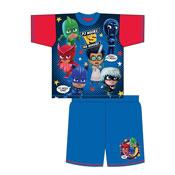 Boys Toddler PJ Masks Shortie Pyjamas