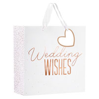 Large Hearts Gift Bag